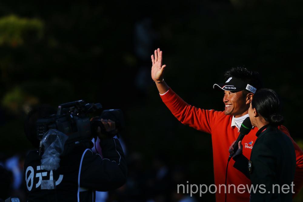 Golf: 51st Japan Golf Tour Nippon Series JT Cup