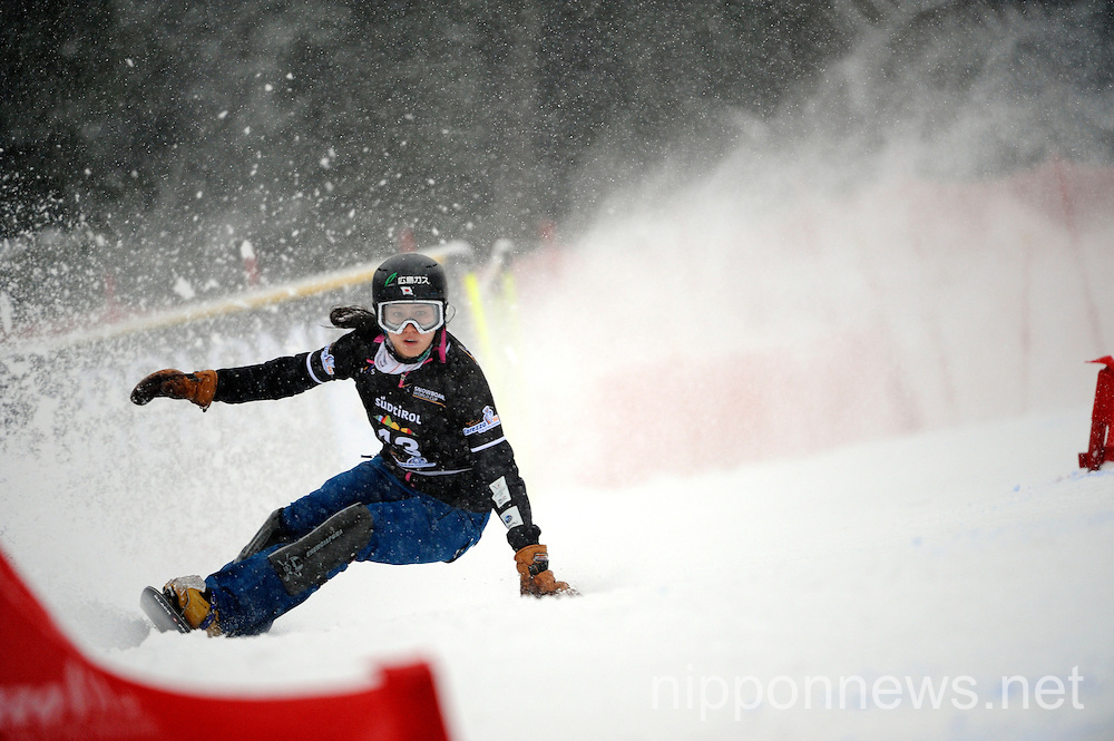 FIS Snowboard World Cup 2014/15