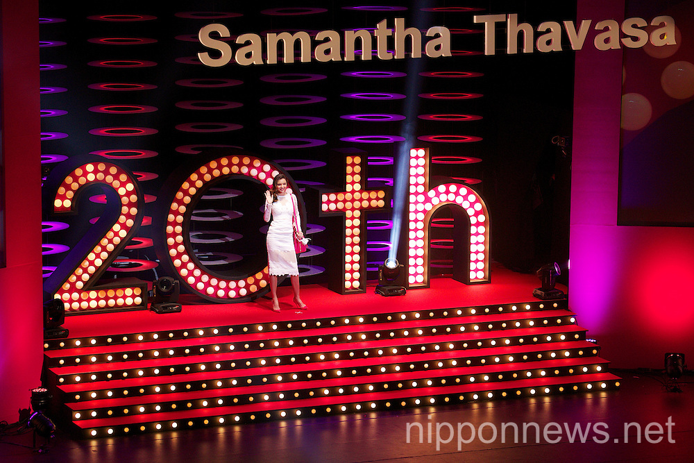 Samantha Thavasa Special party in Tokyo