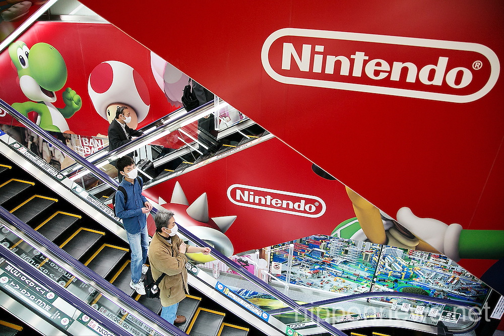 Nintendo Partners with DeNA to Provide Smartphone Oriented GamesNintendo Partners with DeNA to Provide Smartphone Oriented GamesNintendo Partners with DeNA to Provide Smartphone Oriented GamesNintendo Partners with DeNA to Provide Smartphone Oriented GamesNintendo Partners with DeNA to Provide Smartphone Oriented Games