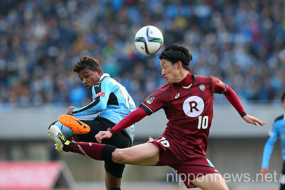 2015 J1 Stage 1: Kawasaki Frontale 2-2 Vissel Kobe