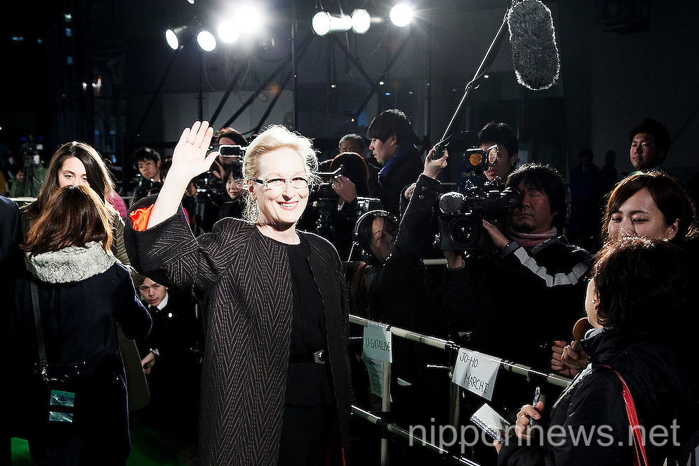 Into the Woods Japan Premiere