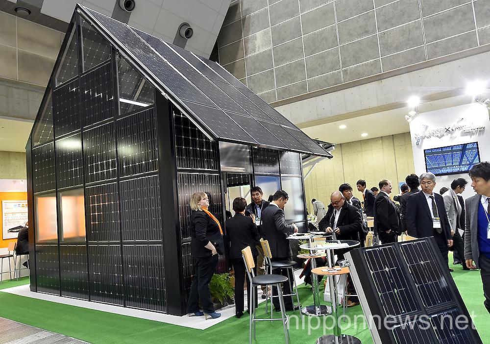 World Smart Energy Week 2015