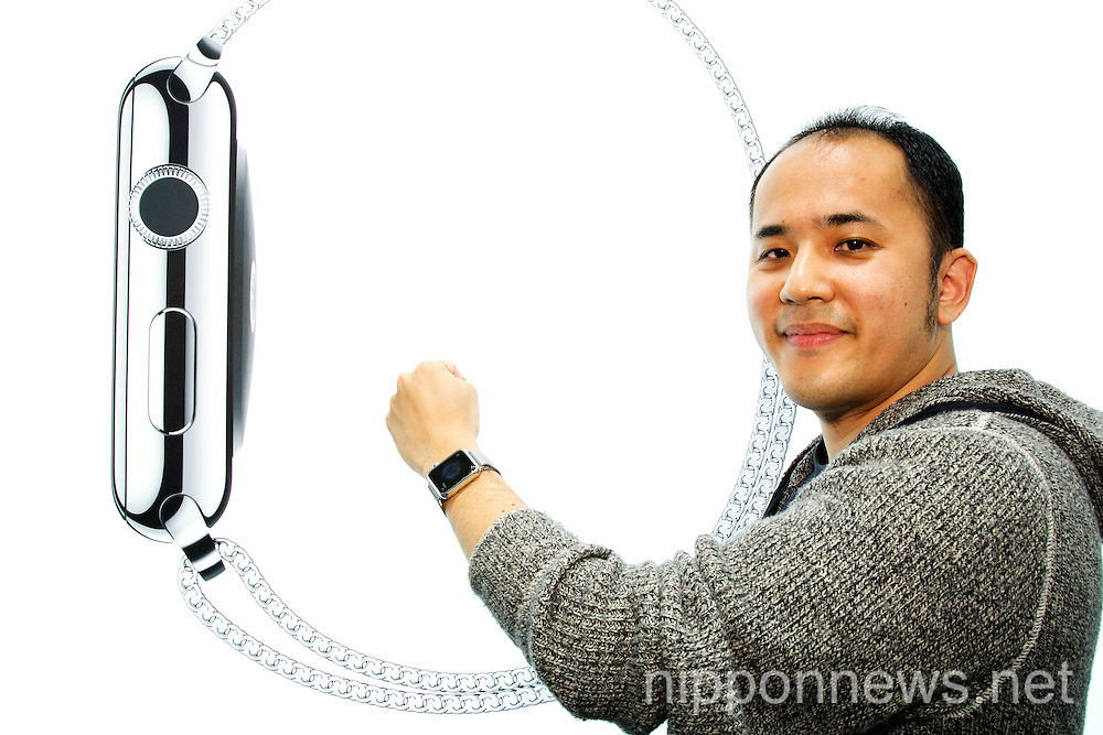 Apple Watch Goes on Sale in Japan