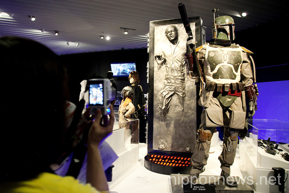"Exhibition ""Star Wars Visions"" in Japan"