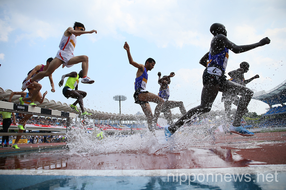 IAAF World Challenge Seiko Golden Grand Prix in Kawasaki 2015
