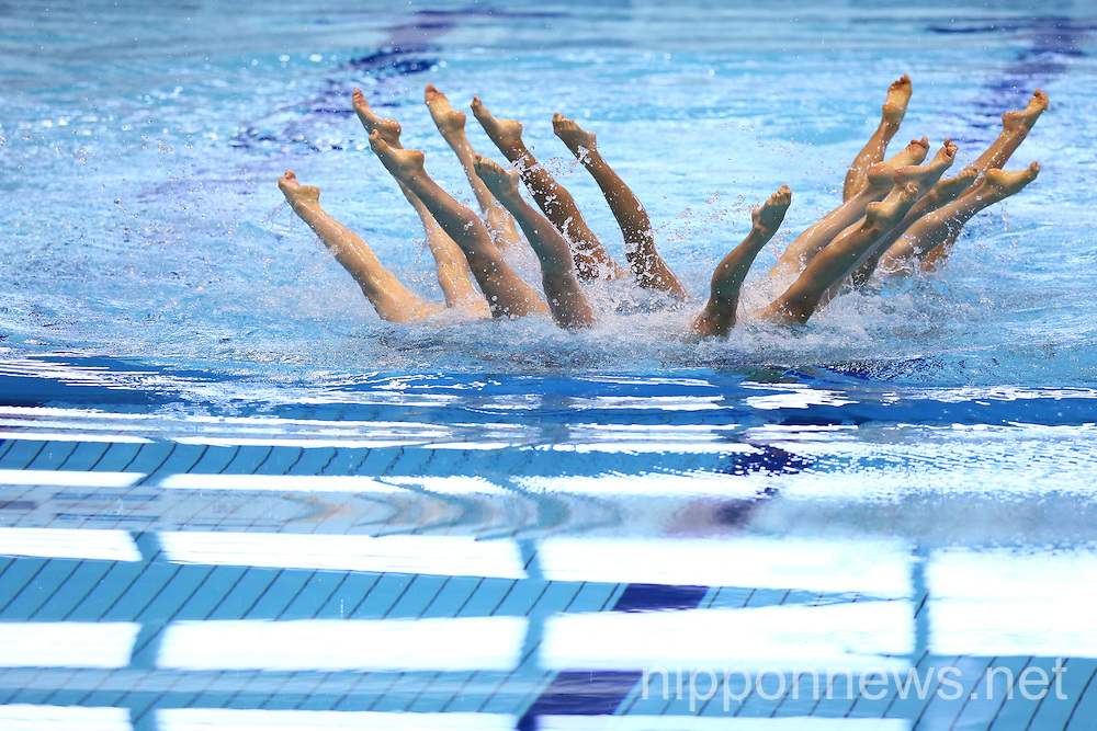 91st Japan Synchronised Swimming Championships Open 2015
