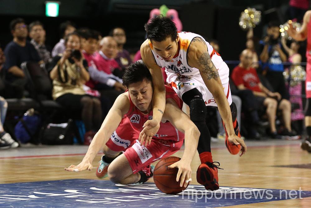 BJ-League 2014-2015: Akita Northern Happinets 84-68 Iwate Big Bulls