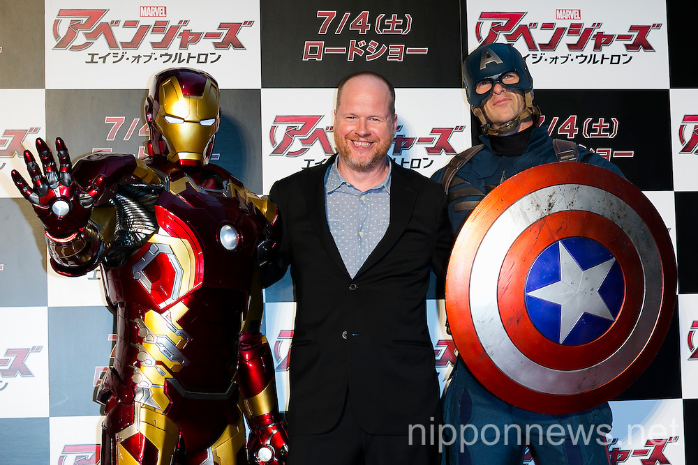 Avengers Age of Ultron Japan Premiere