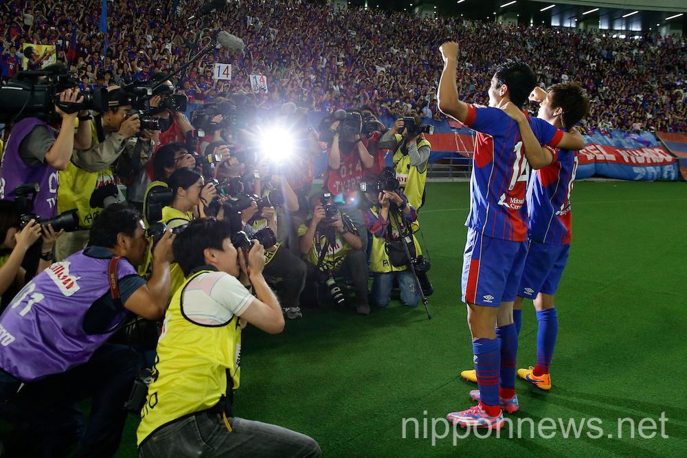 2015 J1 1st Stage : F.C.Tokyo 2-1 Kashiwa Raysol