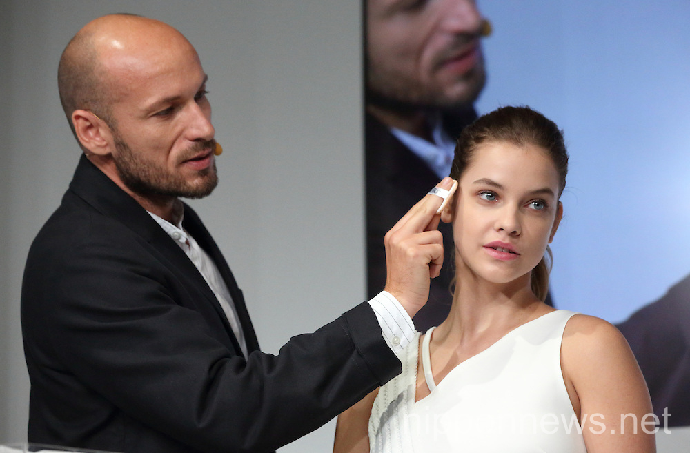 Barbara Palvin Launches L'Oreal Makeup Designer Paris in Japan