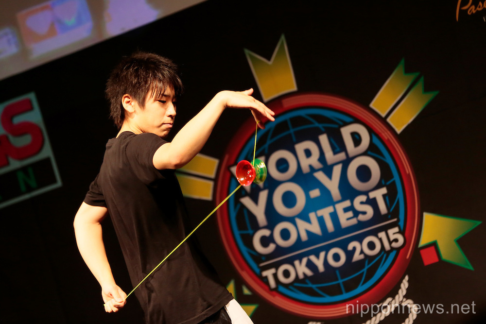 World Yo-Yo Contest 2015