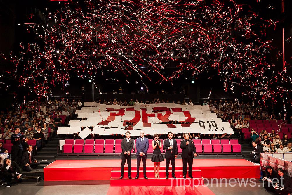 Ant-Man Japan Premiere