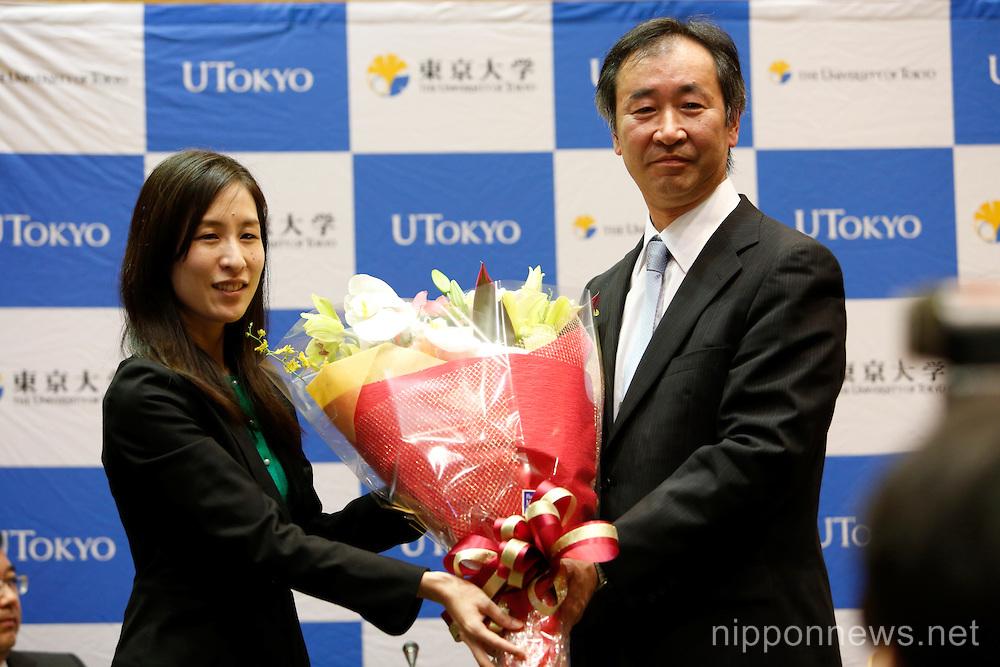 Takaaki Kajita wins Nobel Prize for Physics
