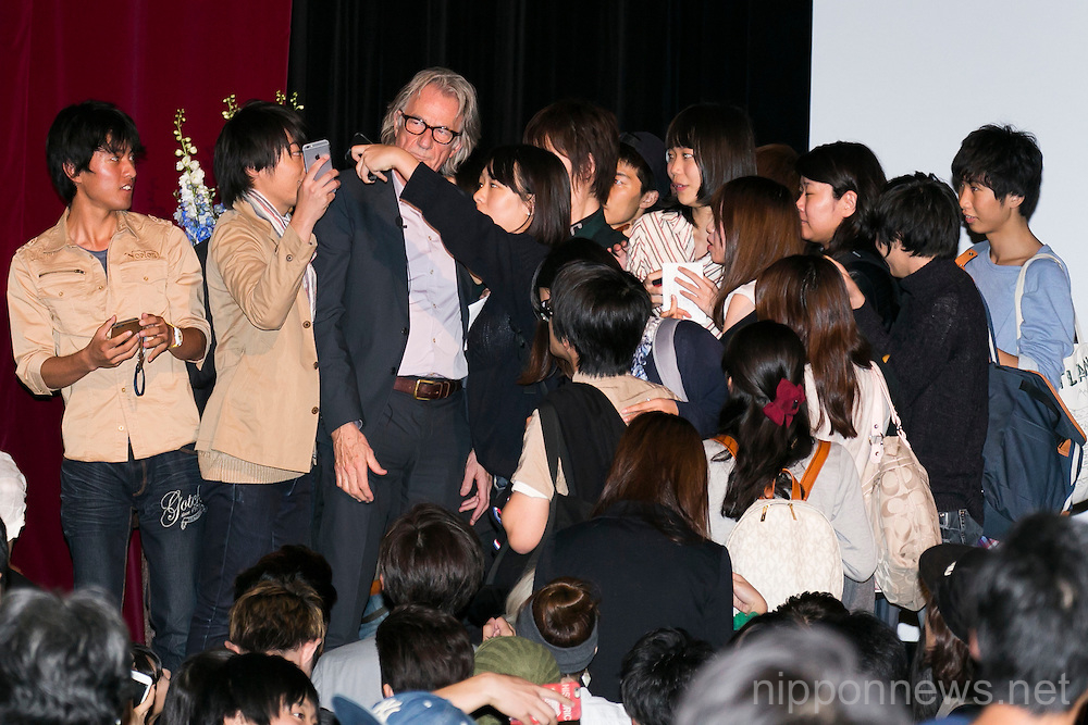 Paul Smith Speaks at Waseda University