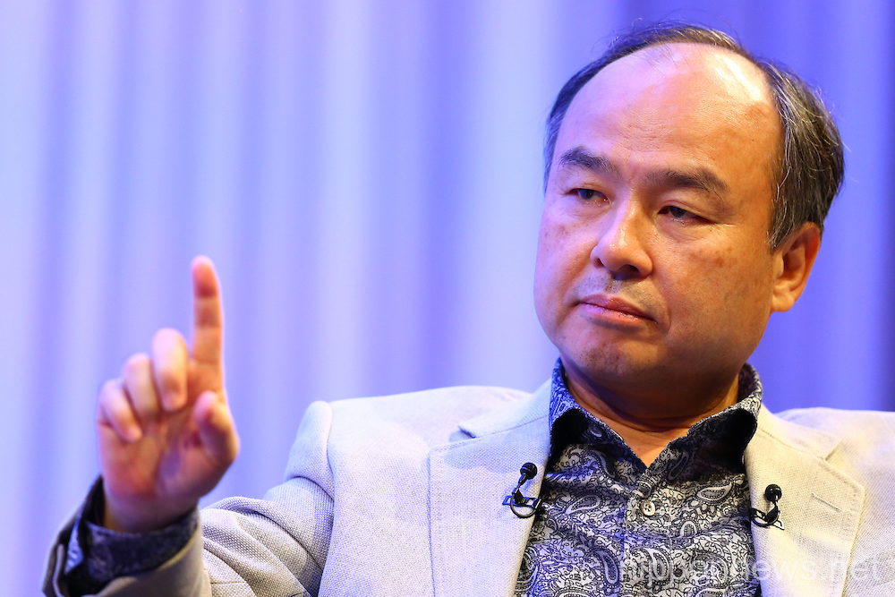 SoftBank leaders special lecture