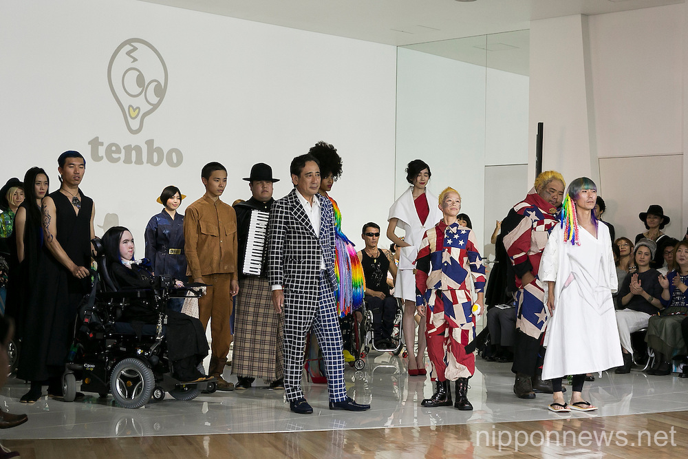 Mercedes-Benz Fashion Week Tokyo : tenbo 2016 S/S Collection