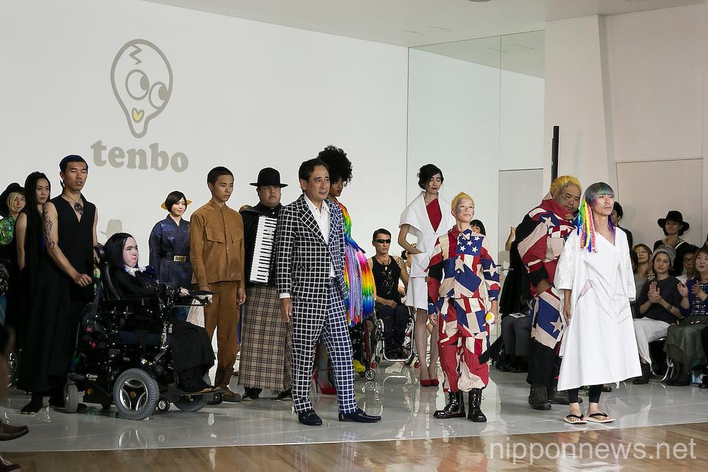 Mercedes-Benz Fashion Week Tokyo 2016 Spring/Summer