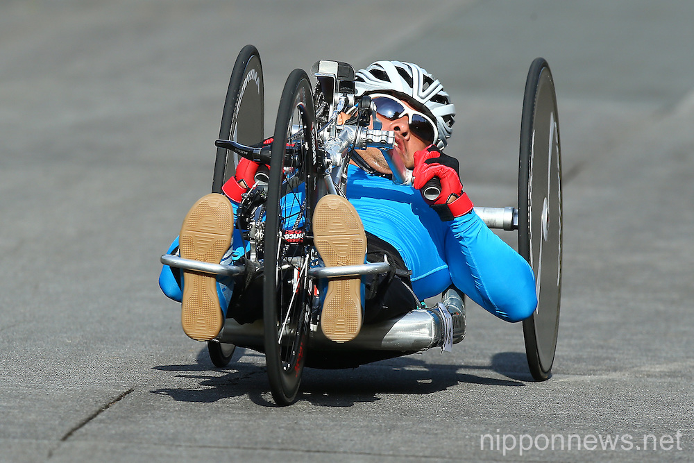 Japan Para-Cycling Cup 2015