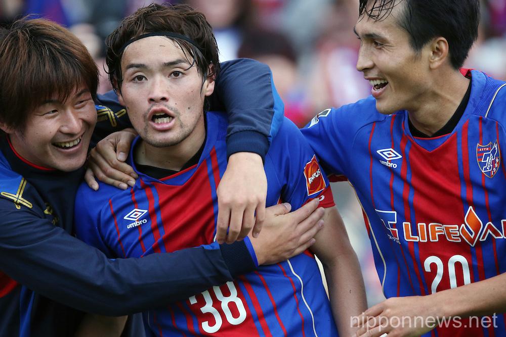 2015 J1 2nd Stage: Kashiwa Reysol 0-1 F.C. Tokyo