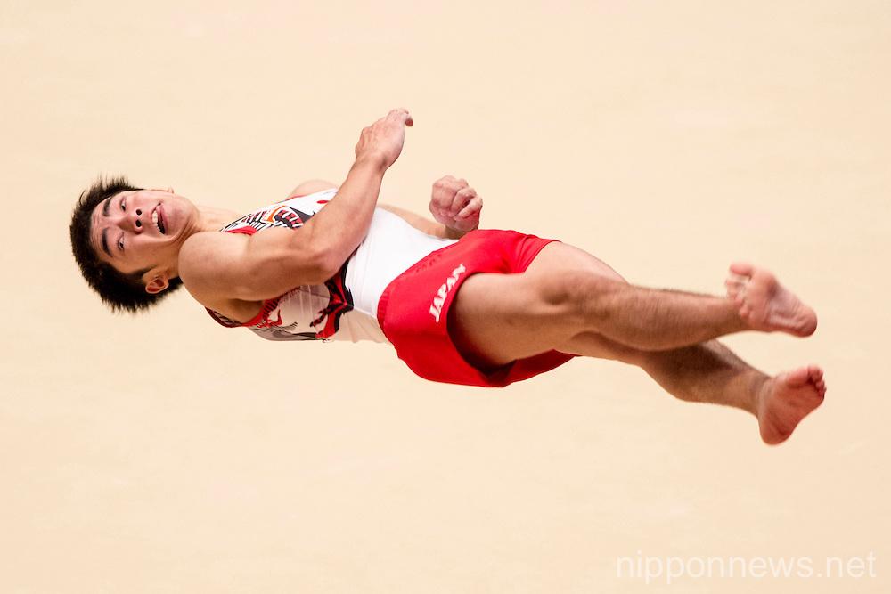 Artistic Gymnastics: 2015 World Artistic Gymnastics Championships