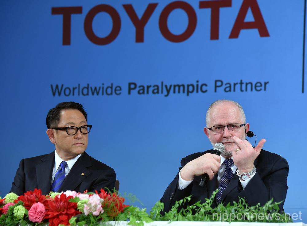 Toyota signs partnership agreement with IPC