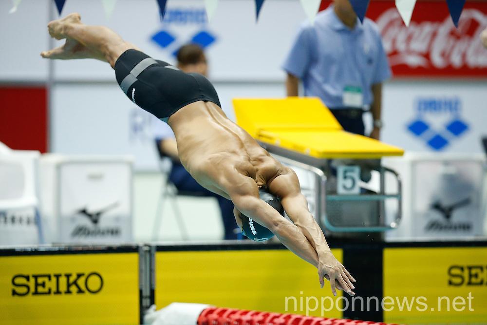 Swimming : KONAMI OPEN 2015