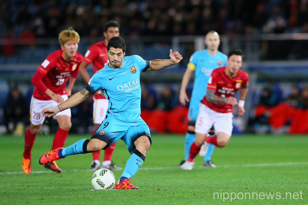 FIFA Club World Cup Japan 2015 : Barcelona 3-0 Guangzhou Evergrande