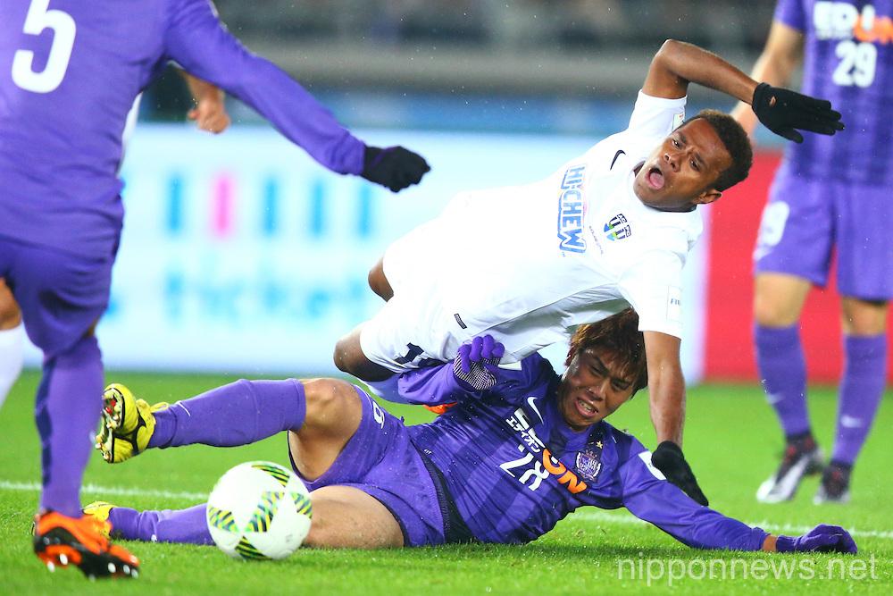 FIFA Club World Cup Japan 2015 : Sanfrecce Hiroshima 2-0 Auckland City