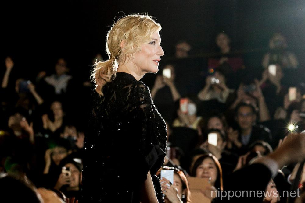 Carol Japan Premiere
