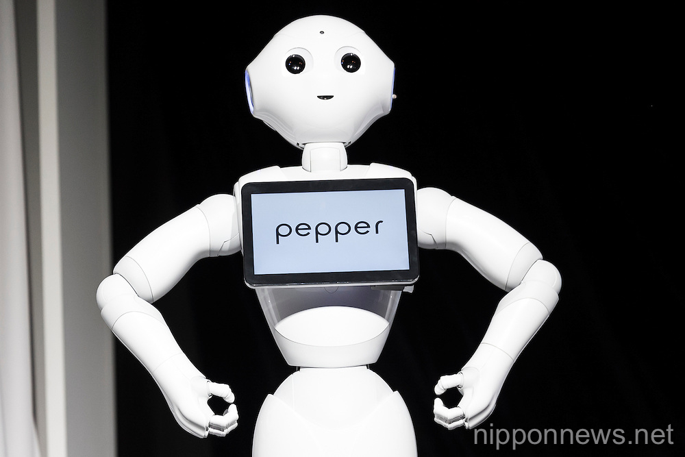 SoftBank to open new App Store for Pepper the robot