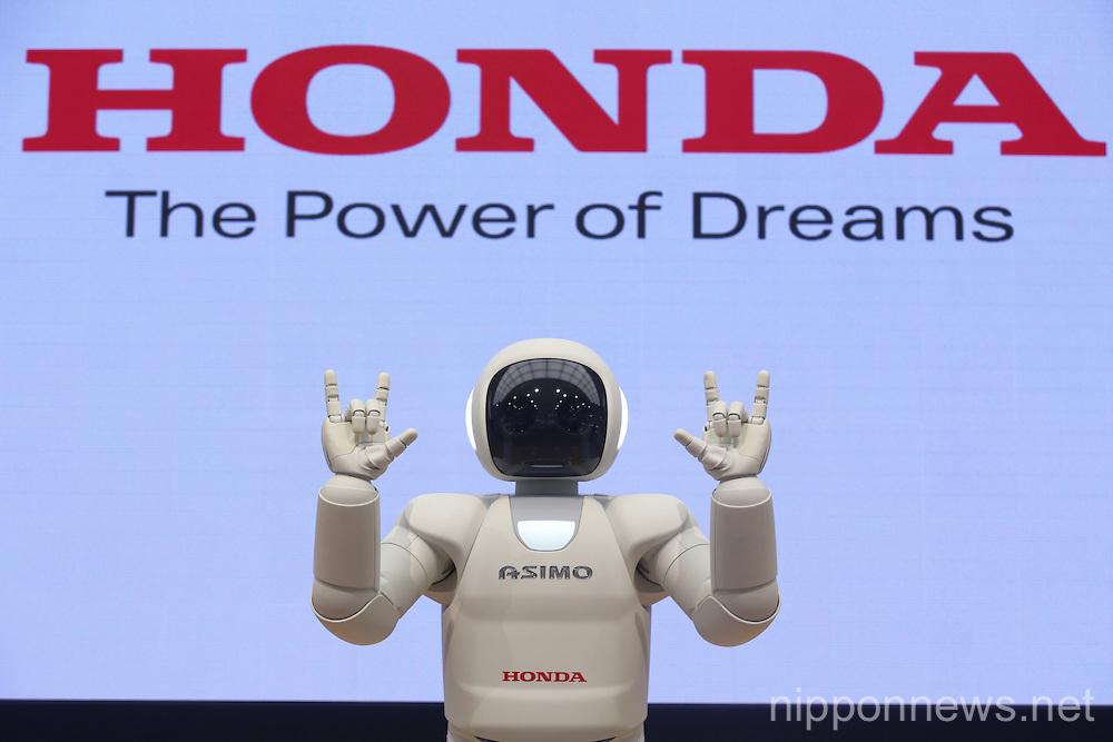 Honda Motor Co. Press Event