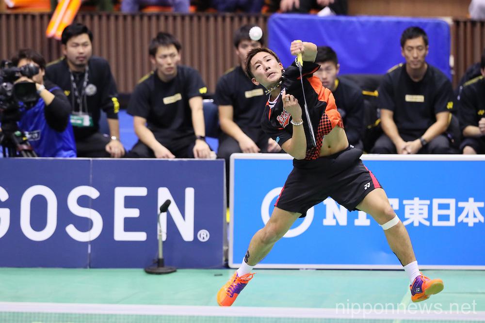 Badminton : Nippon League 2015