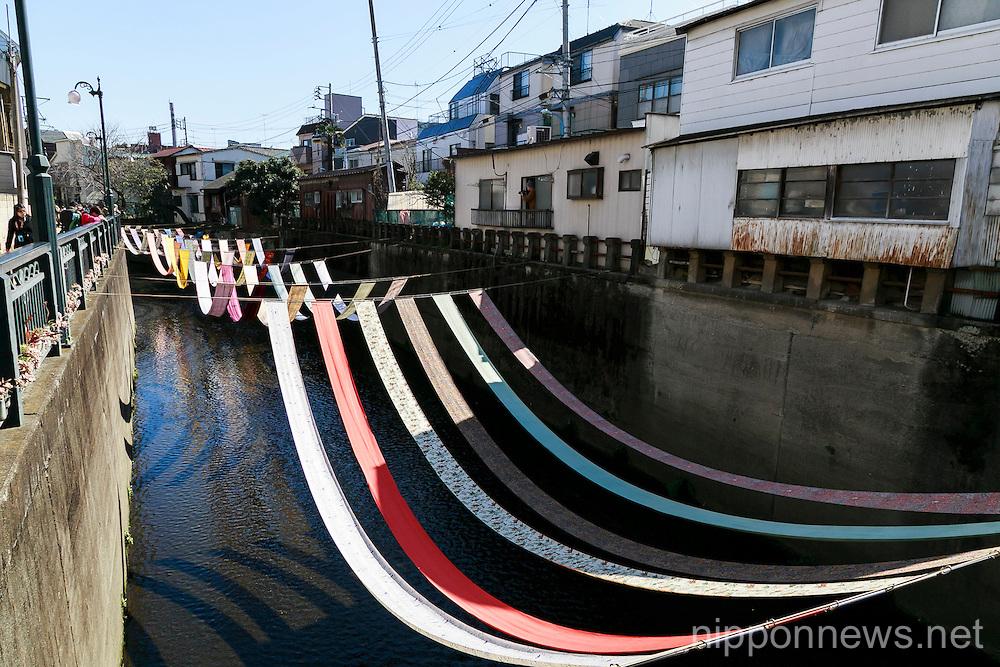 Some no Komichi (dyeing) festival