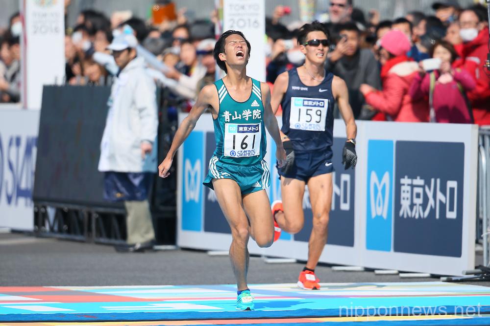 Marathon: Tokyo Marathon 2016