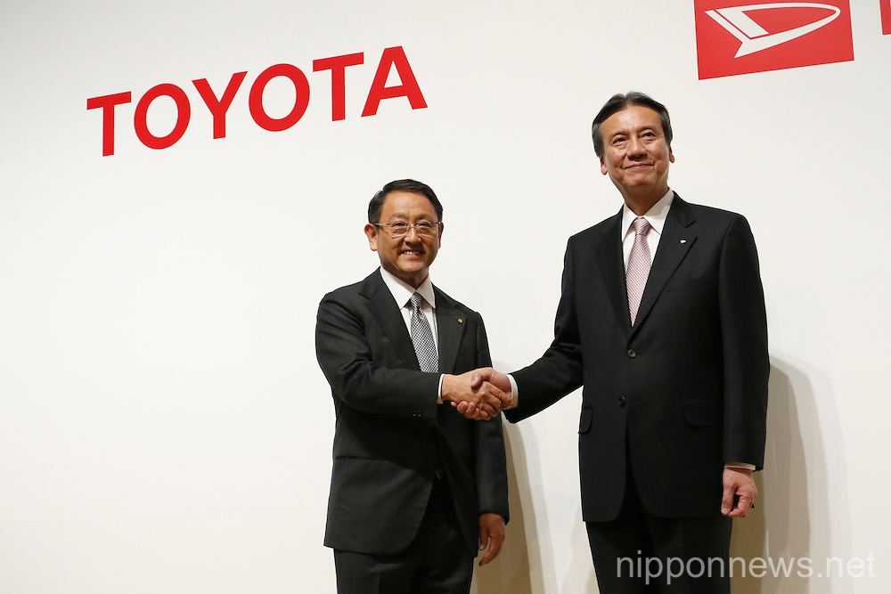 Toyota announces Daihatsu buy out