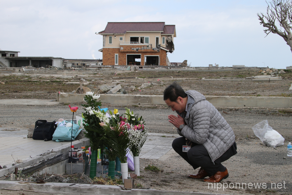 Japan remembers – 5 years on from The Great East Japan Earthquake and Tsunami