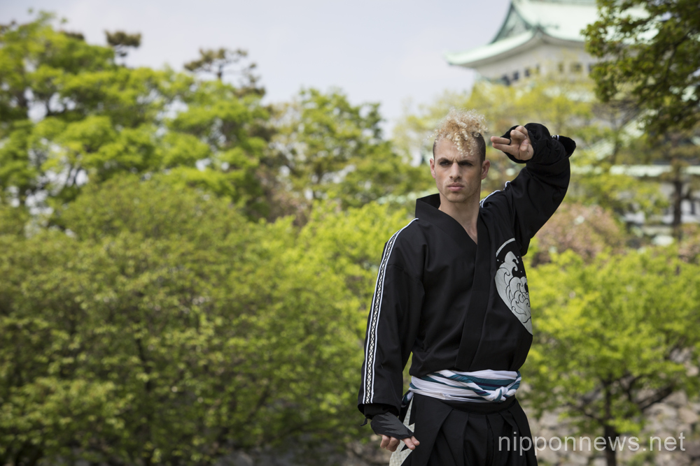 American becomes Japan's first full-time salaried foreign ninja
