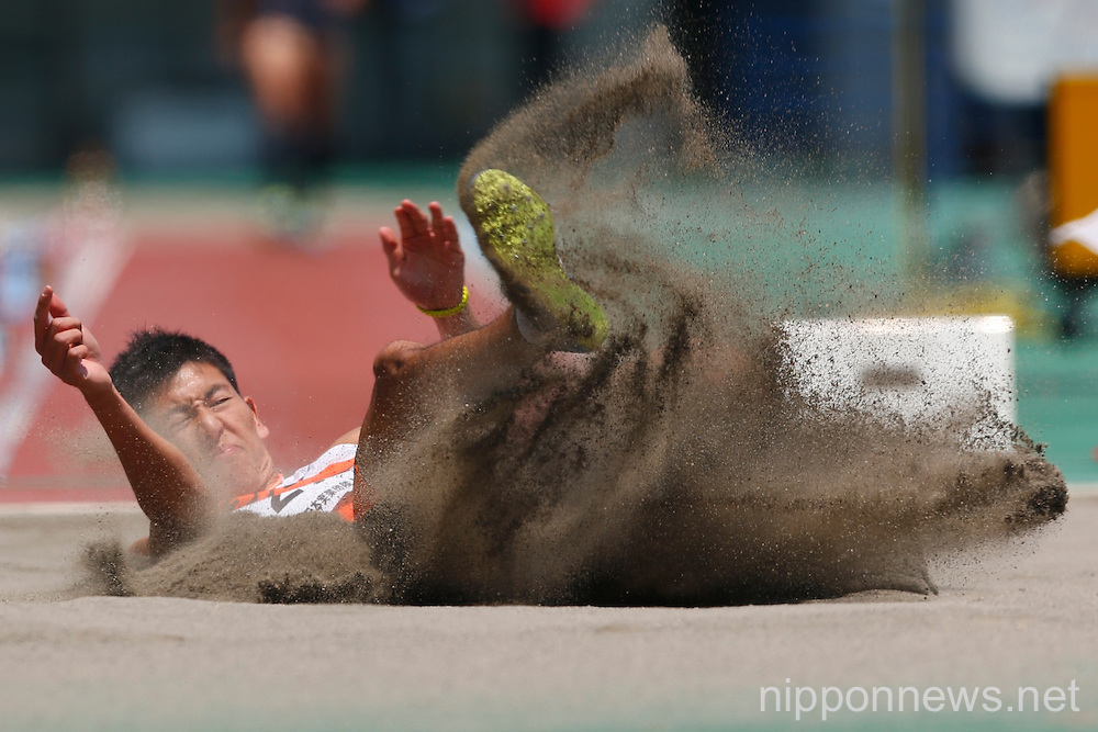 The 58th East Japan Industrial Athletics Championship