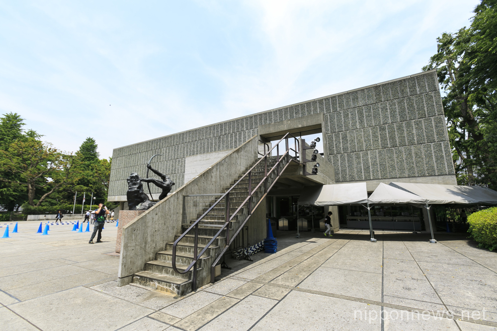 Le Corbusier's only Japanese building candidate for World Heritage list