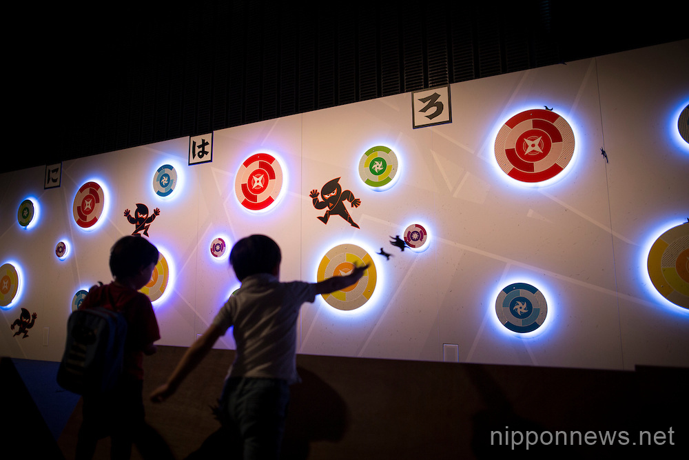 """""""The Ninja: Who Were They?"""" special exhibition in Tokyo"""