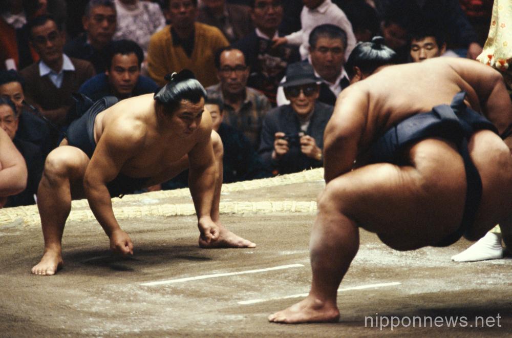Former sumo Yokozuna Chiyonofuji dies aged 61
