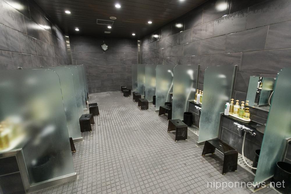 Anshin Oyado in Shinjuku : Luxury capsule hotel