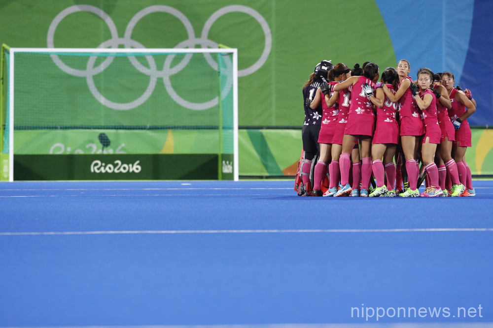 Rio 2016 Olympic Games - Field Hockey