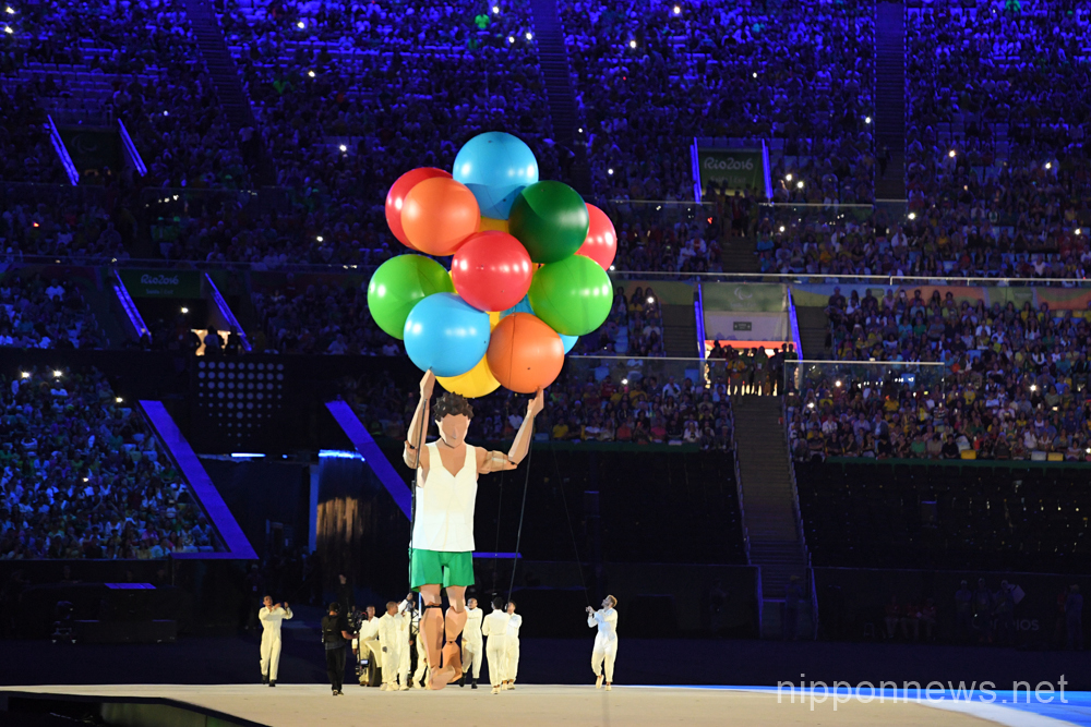 Rio 2016 Paralympic Games - Opening Ceremony