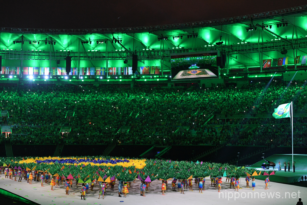 2016 Rio Paralympic Games Opening Ceremony