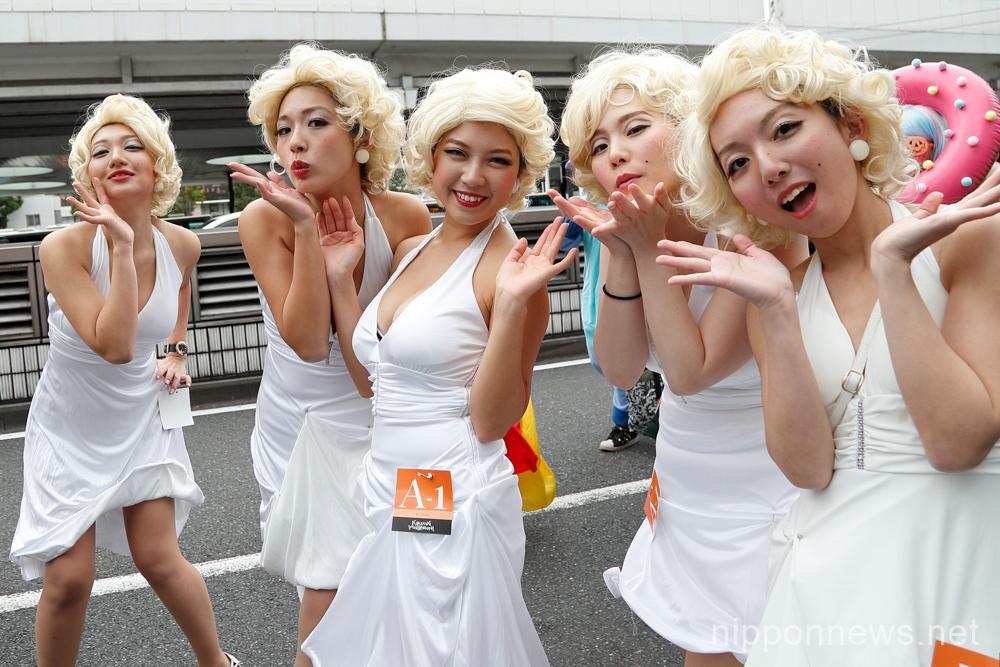 Kawasaki Halloween Parade 2016