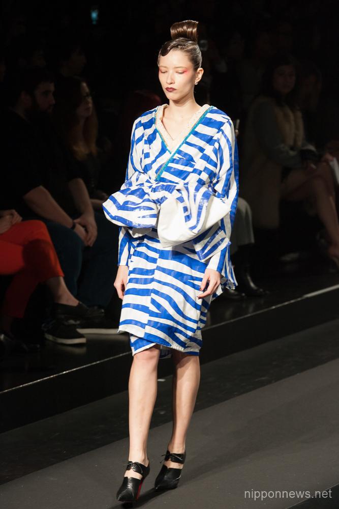Amazon Fashion Week Tokyo 2017 S/S - Yoshikikimono 2017 Spring Summer Collection