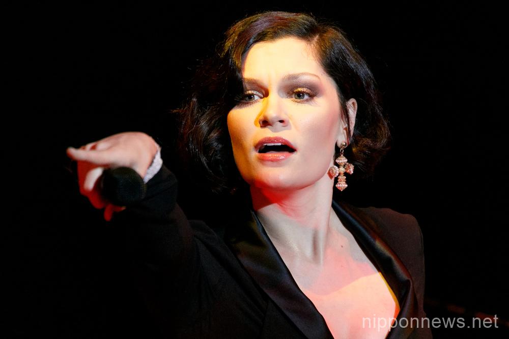 Jessie J Performs at Billboard Live Tokyo