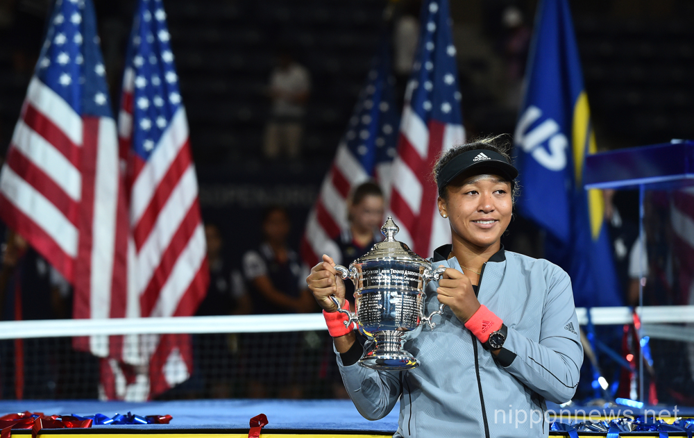 Naomi Osaka Wins US Open Over Serena Williams